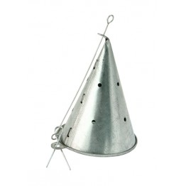 Кормушка зимняя ПИРС металлическая (Ø 70 мм)